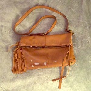 Convertible Lucky Brand Crossbody Bag